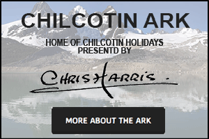 Chilcotin Ark by Chris Harris banner