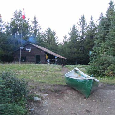 Spruce Lake Camp